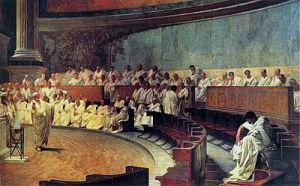 Maccari-Cicero&Catiline