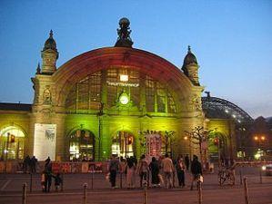 Frankfurt hauptbahnhof(1)