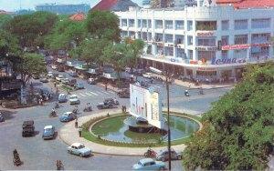 Saigon dwntwn