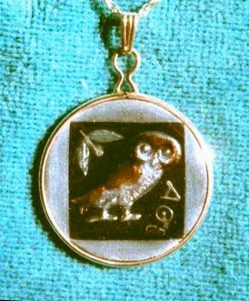 VIII. Classical Owl tetradrachm 300